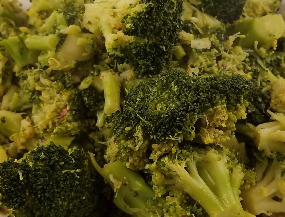tight shot broccoli