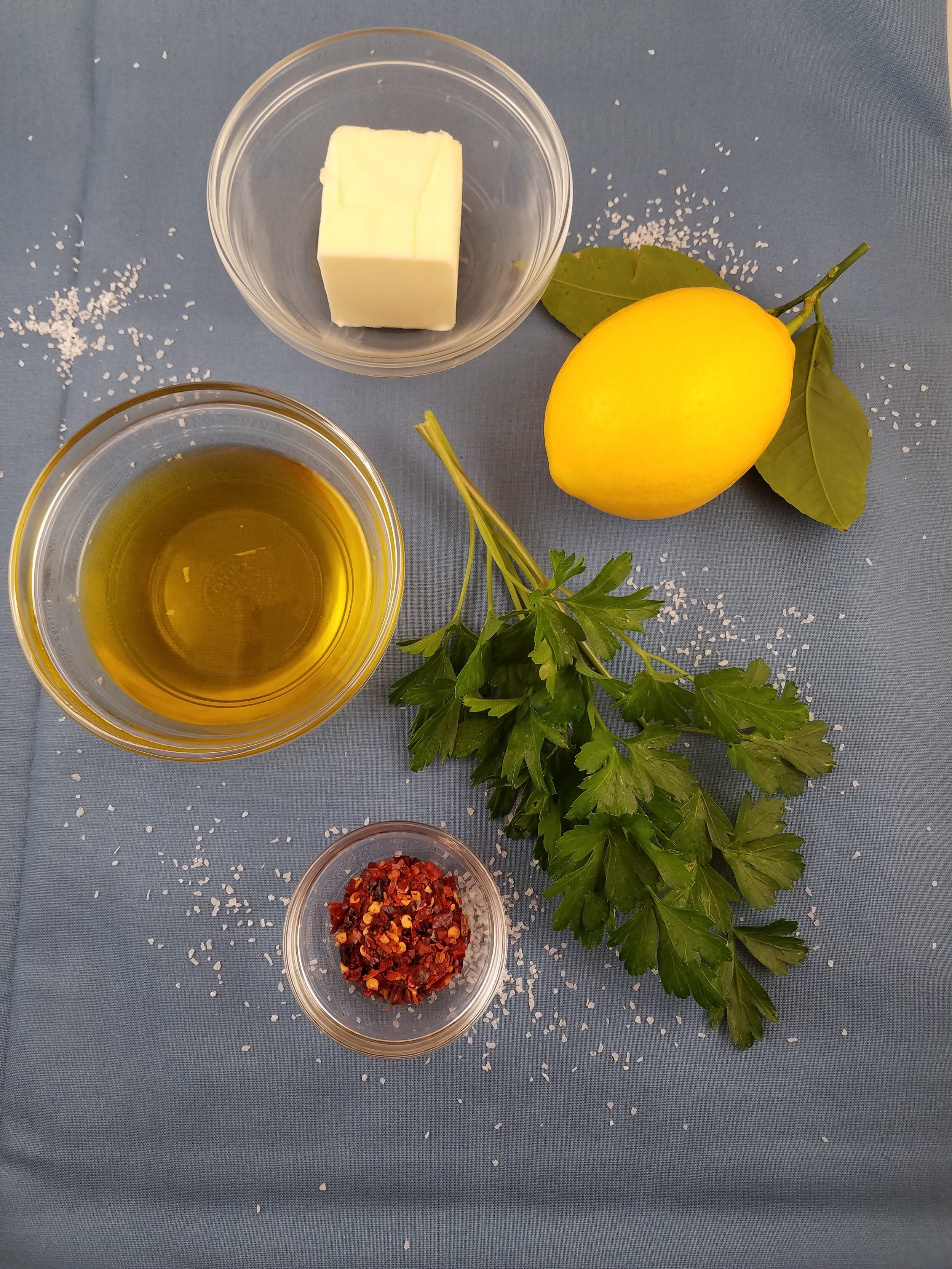 SCAMPI INGREDIENTS