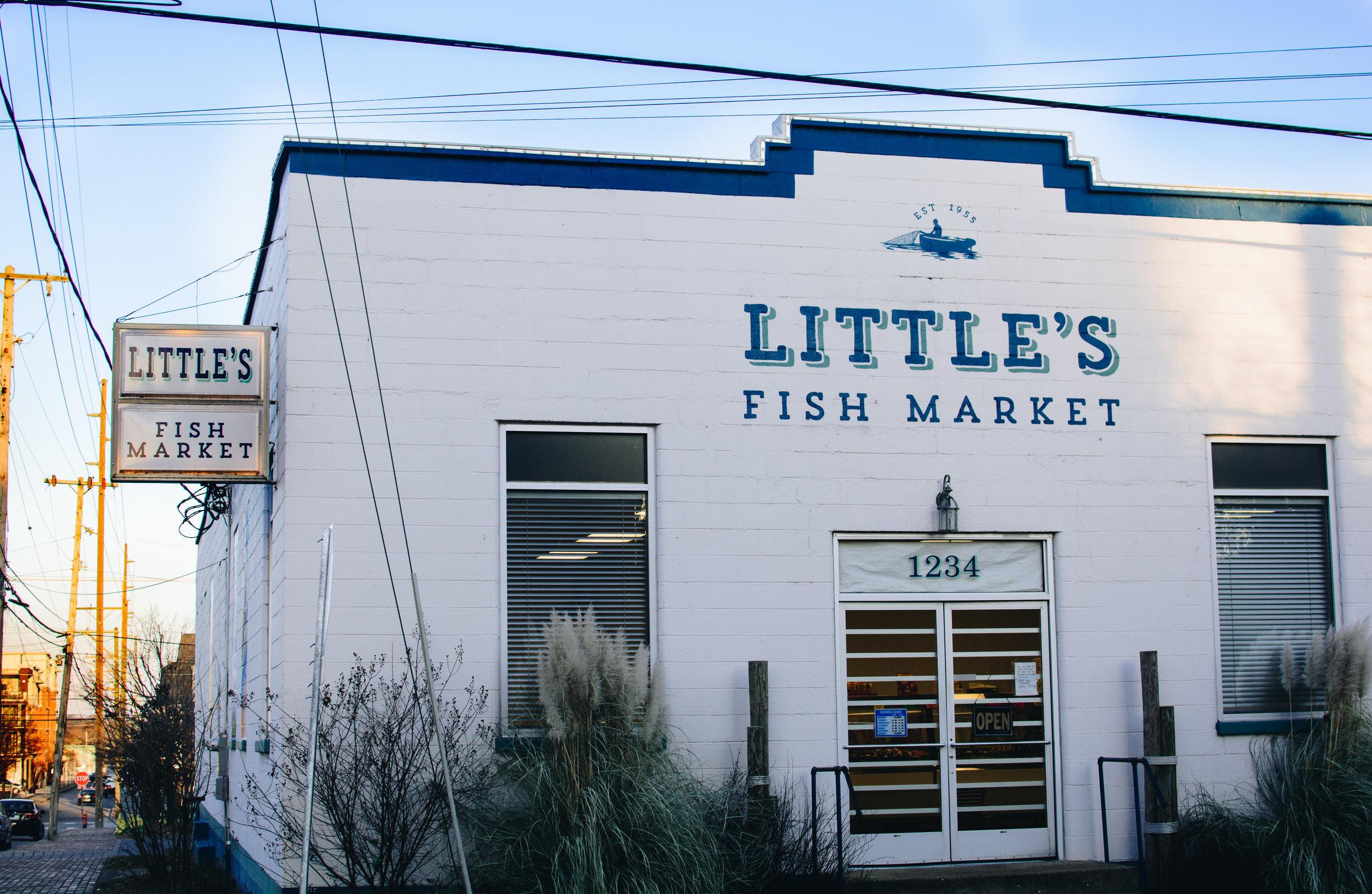 little's fish market