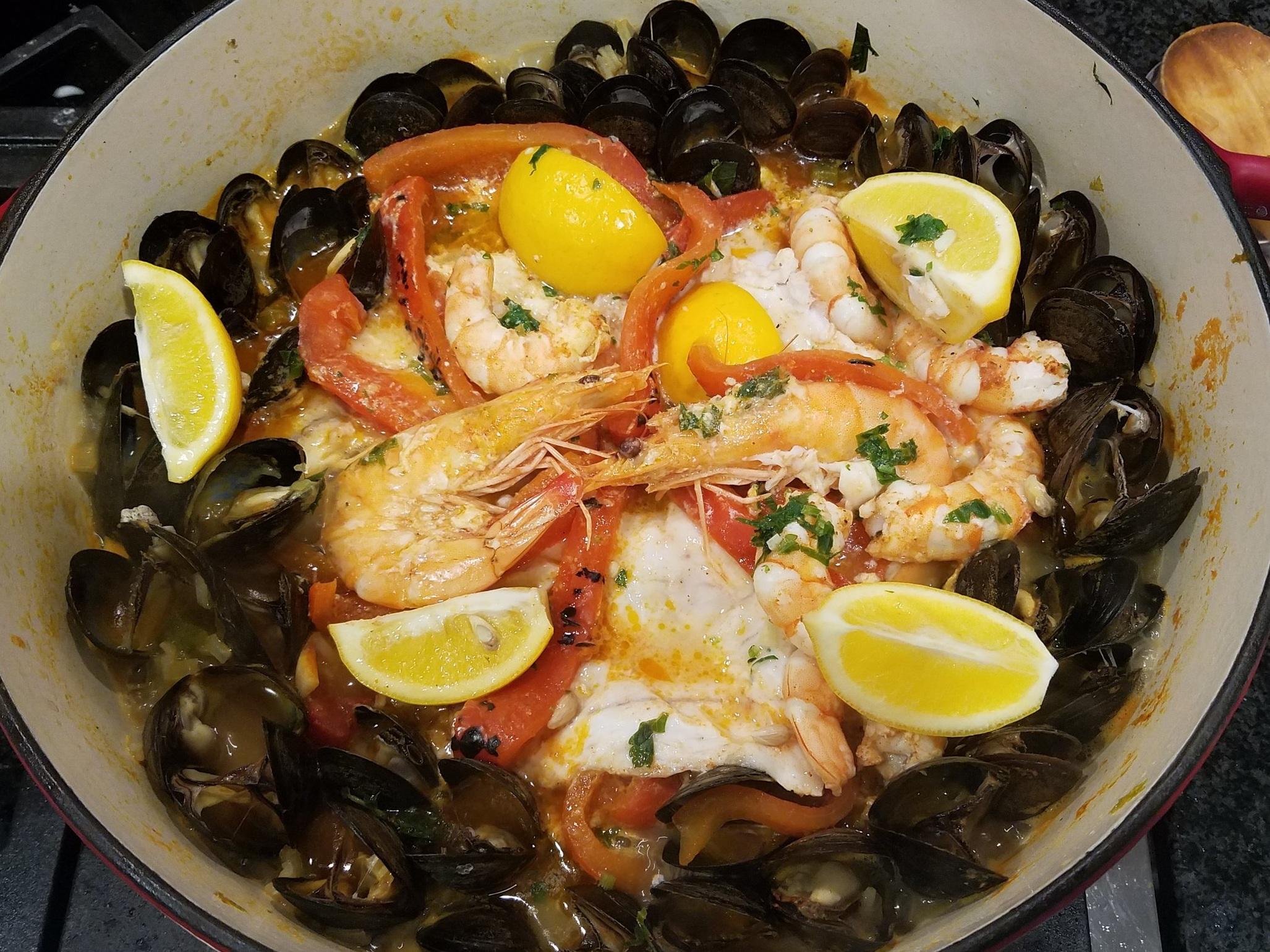 seafood+paella