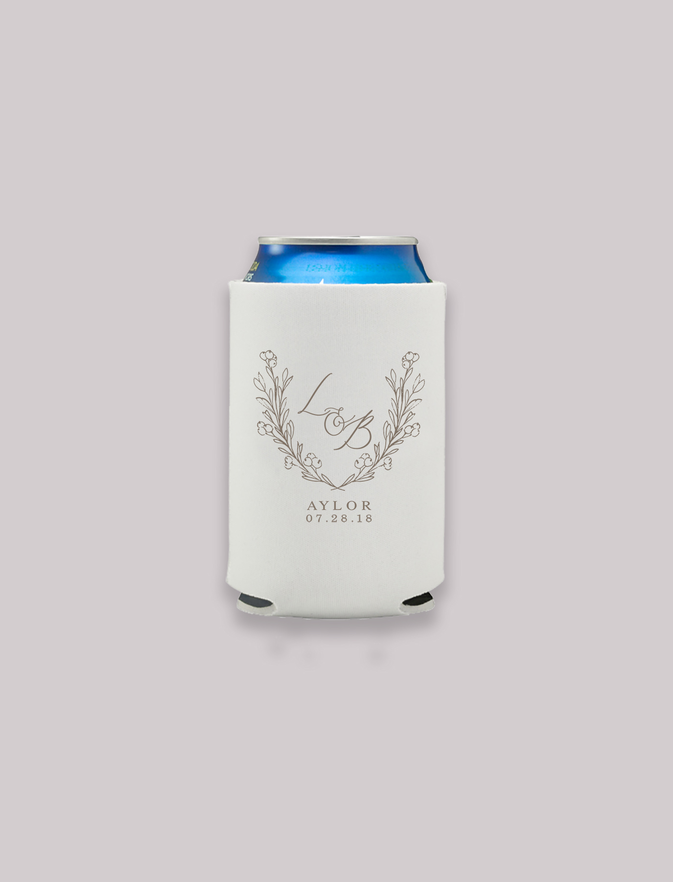 The Julia Suite Koozie