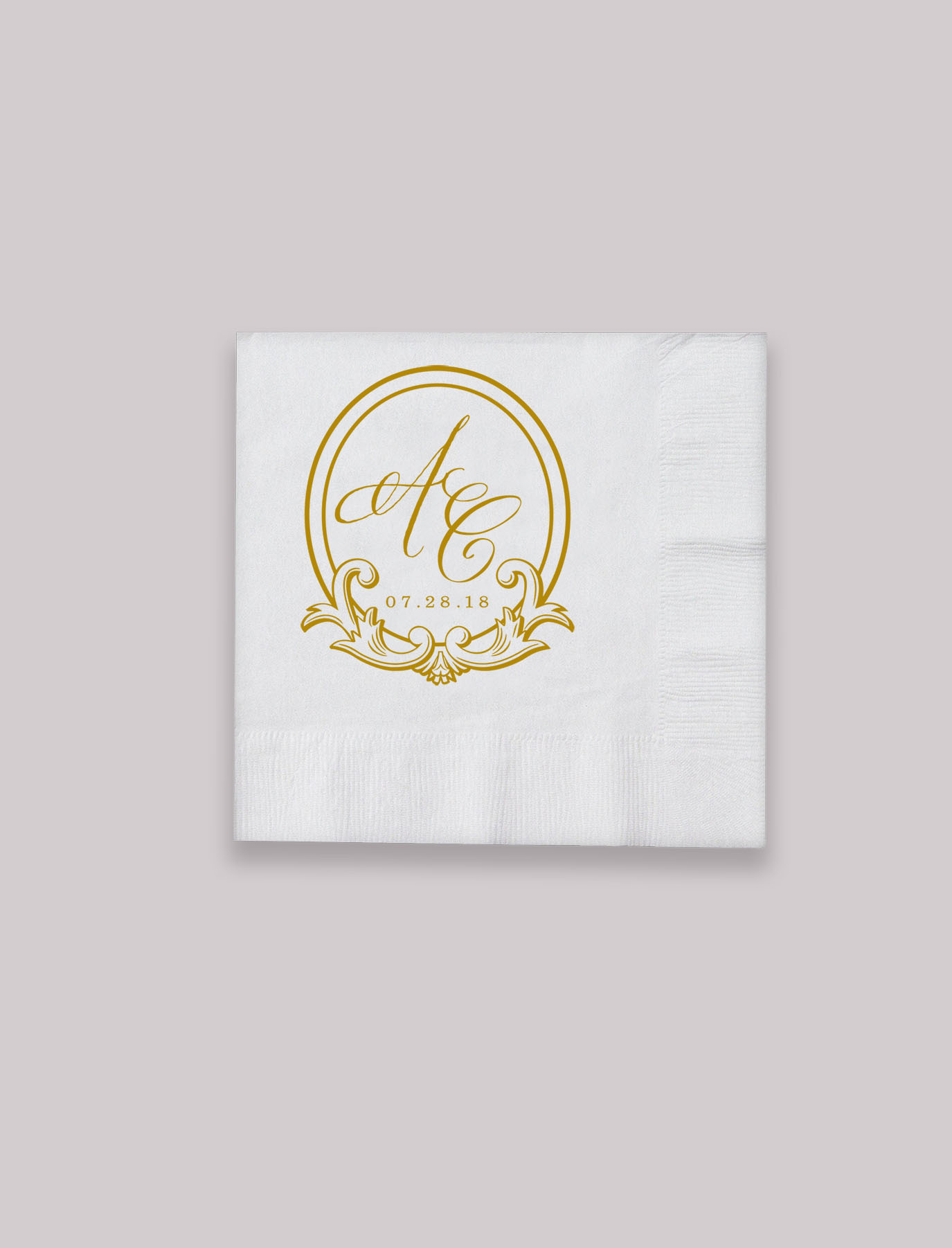 The Carolina Suite Cocktail Napkins