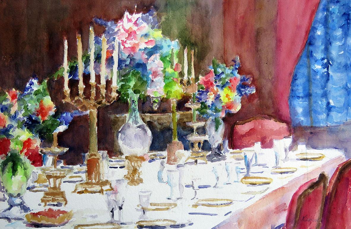Spendid Table