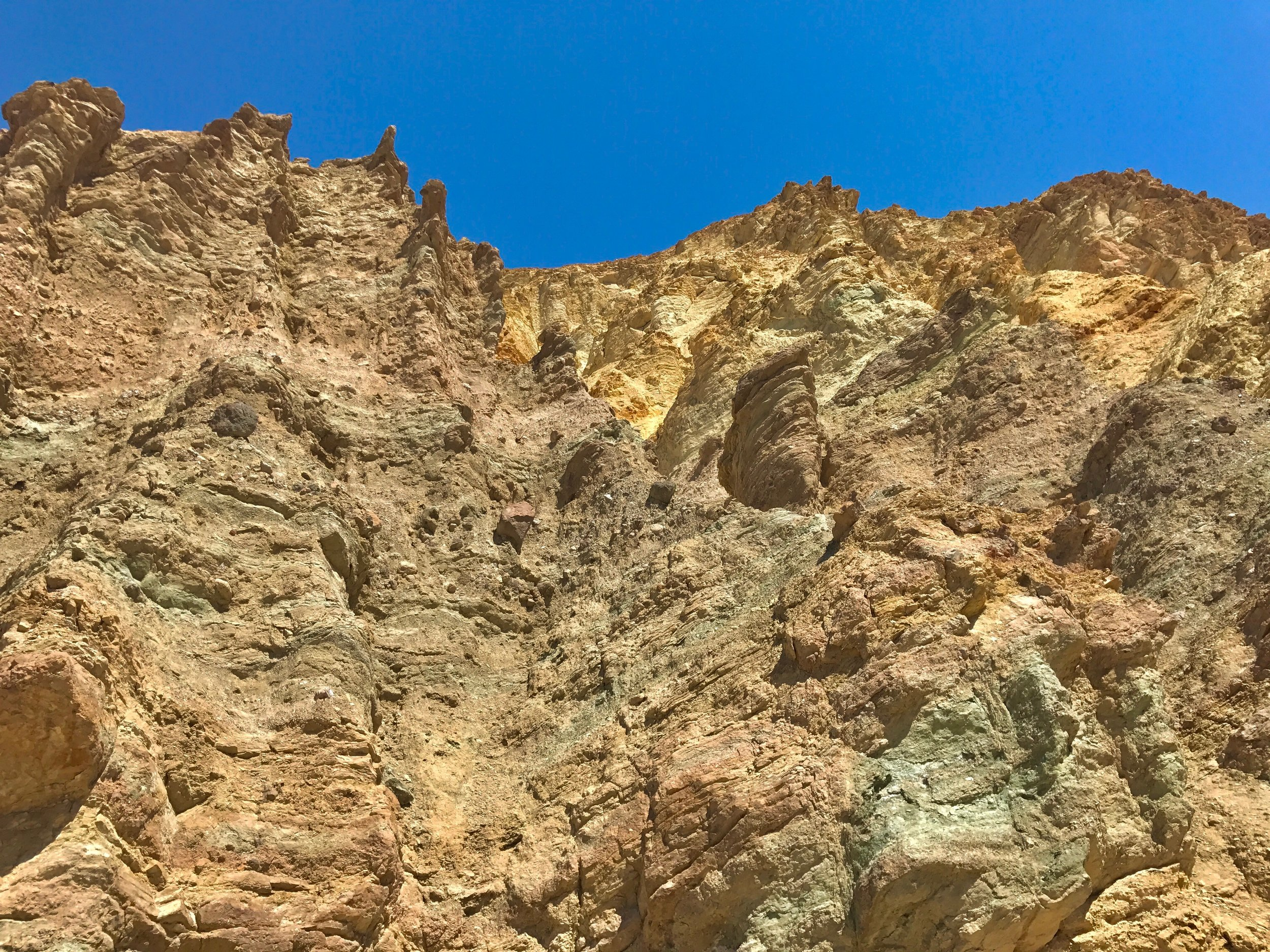 """""""The Cathedral"""" (Golden Canyon Trail)"""
