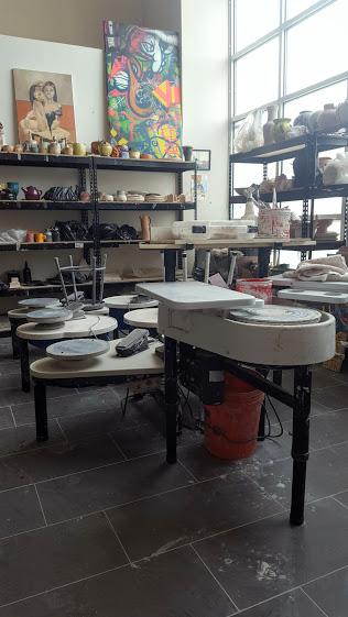 The Williamsburg Charter High School Ceramic Studio. 2017. photo by Seth Failla.jpeg