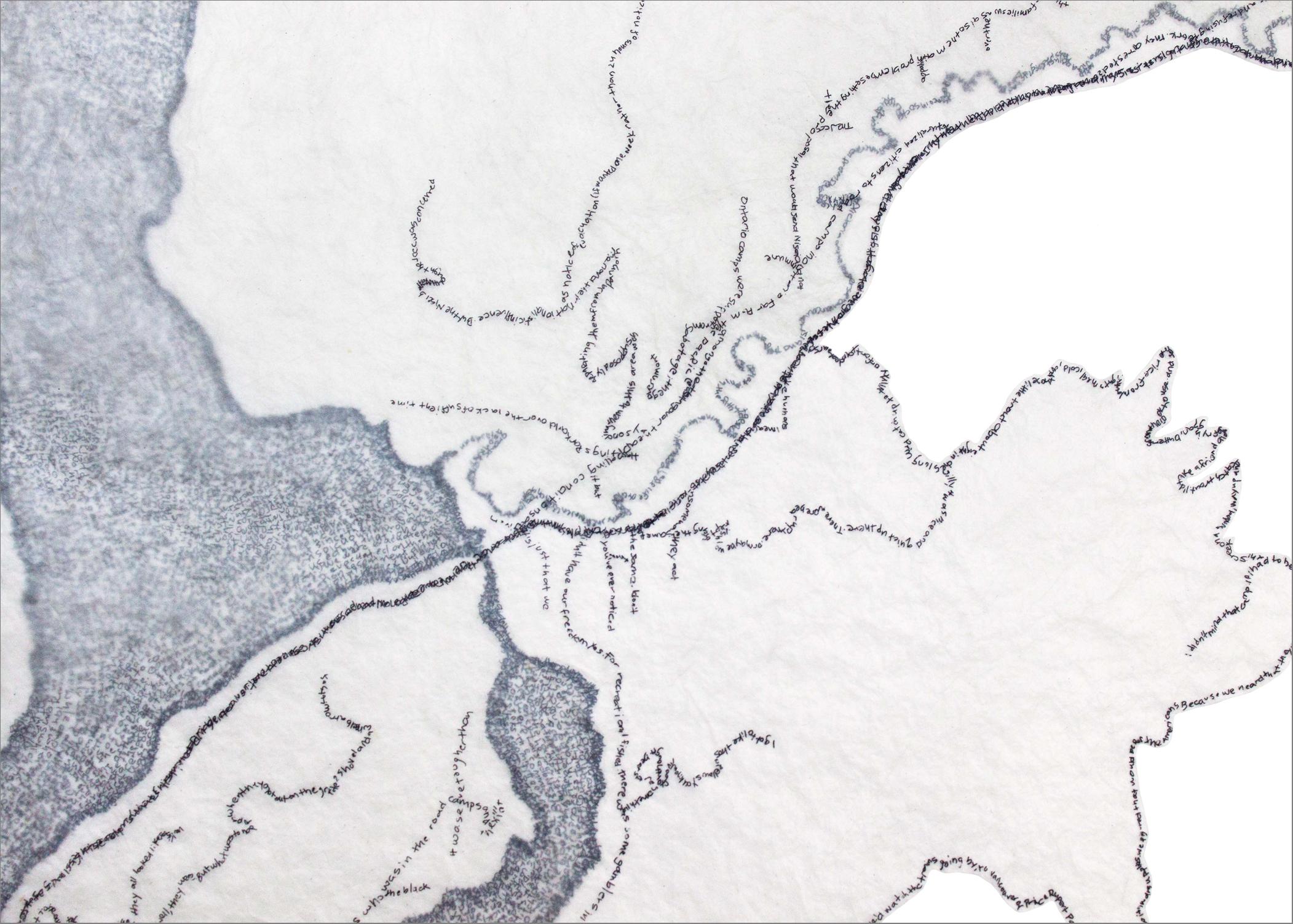 Salmon Arm to Malakwa – Detail 1