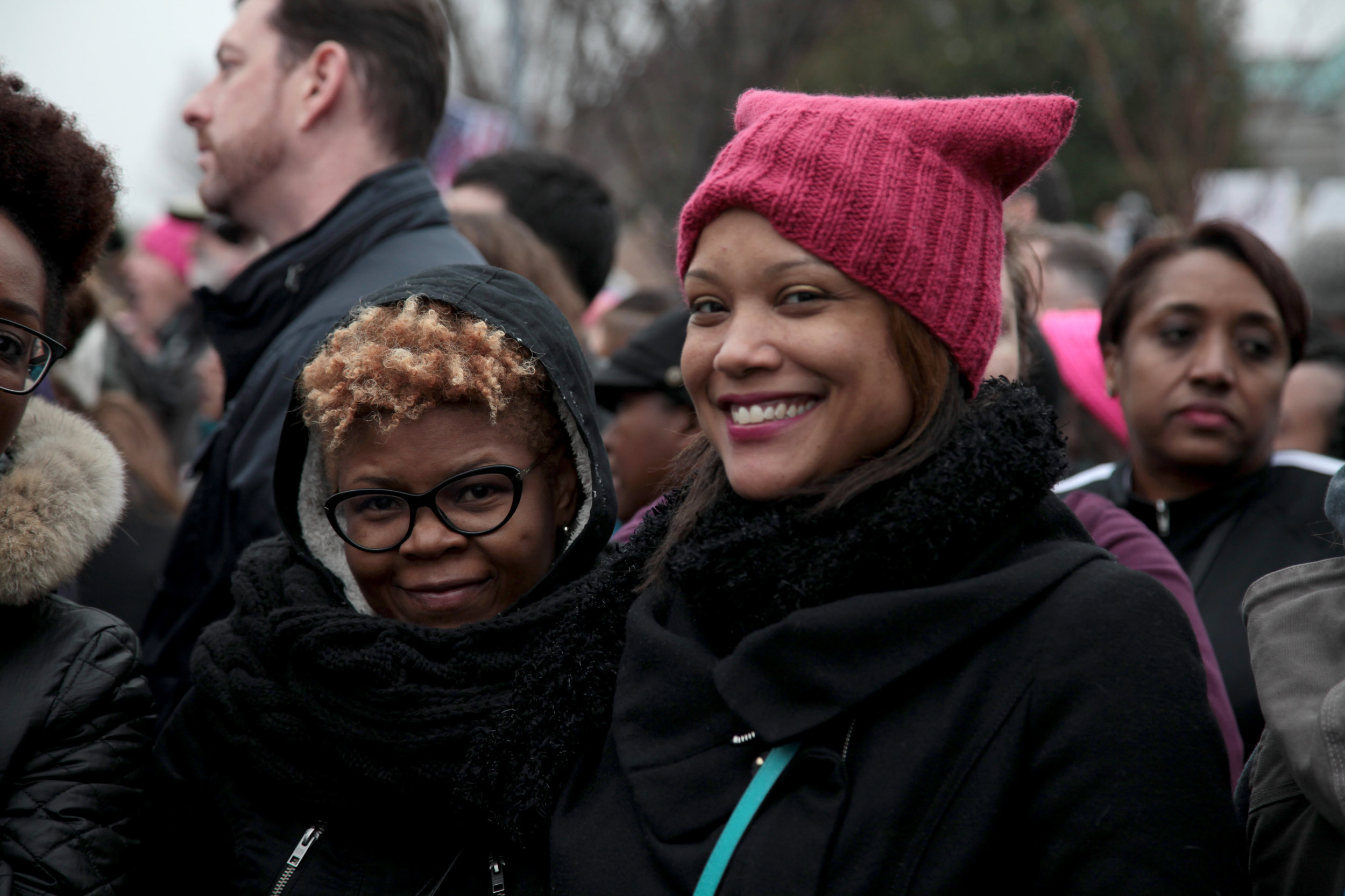 Copy of The Women's March 2017, Washington DC
