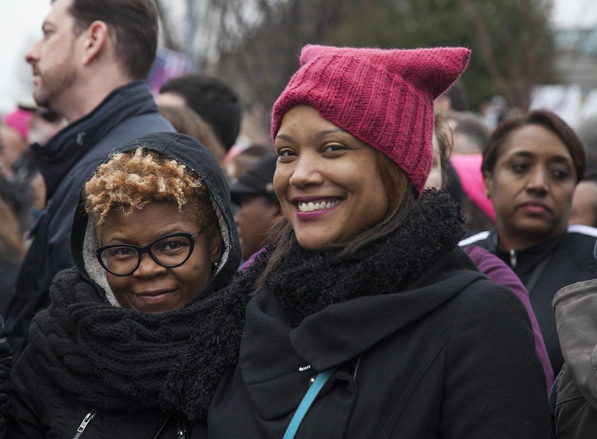 The Women's March 2017, Washington DC