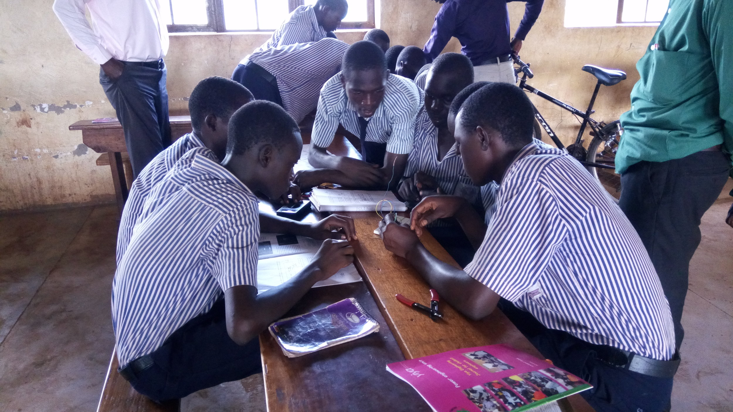 Archbishop Orombi Secondary School -