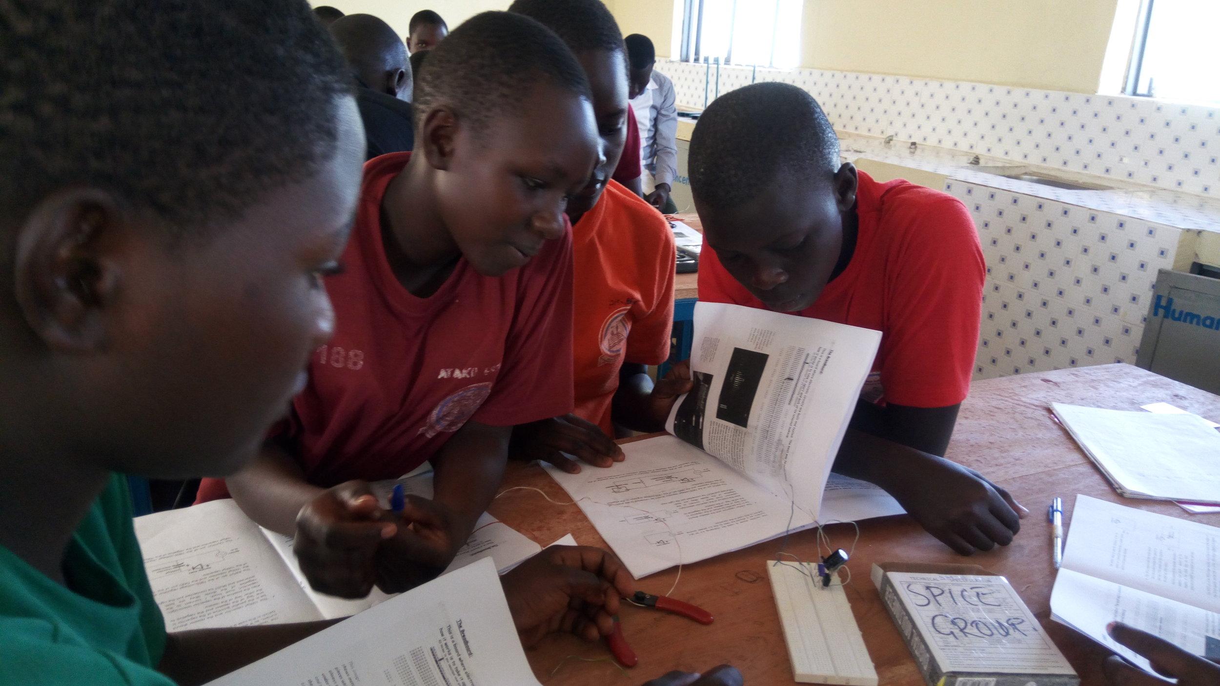 Rapha Girls School -