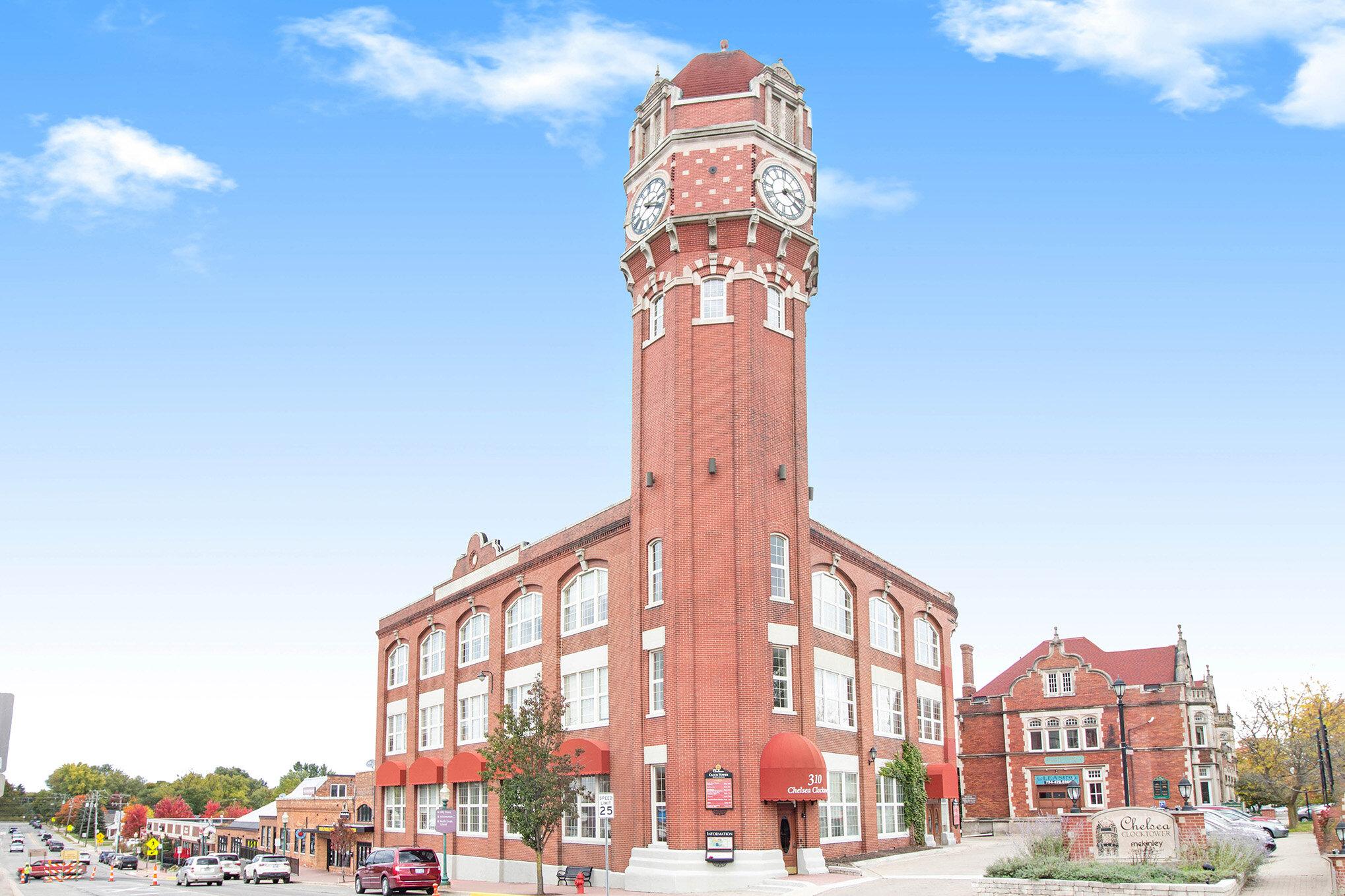 Historic Chelsea Clocktower Building Space Available