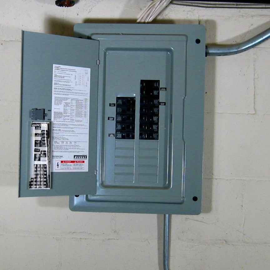 main electrical panel wiring the electrical service panel     arrowhead electric  the electrical service panel
