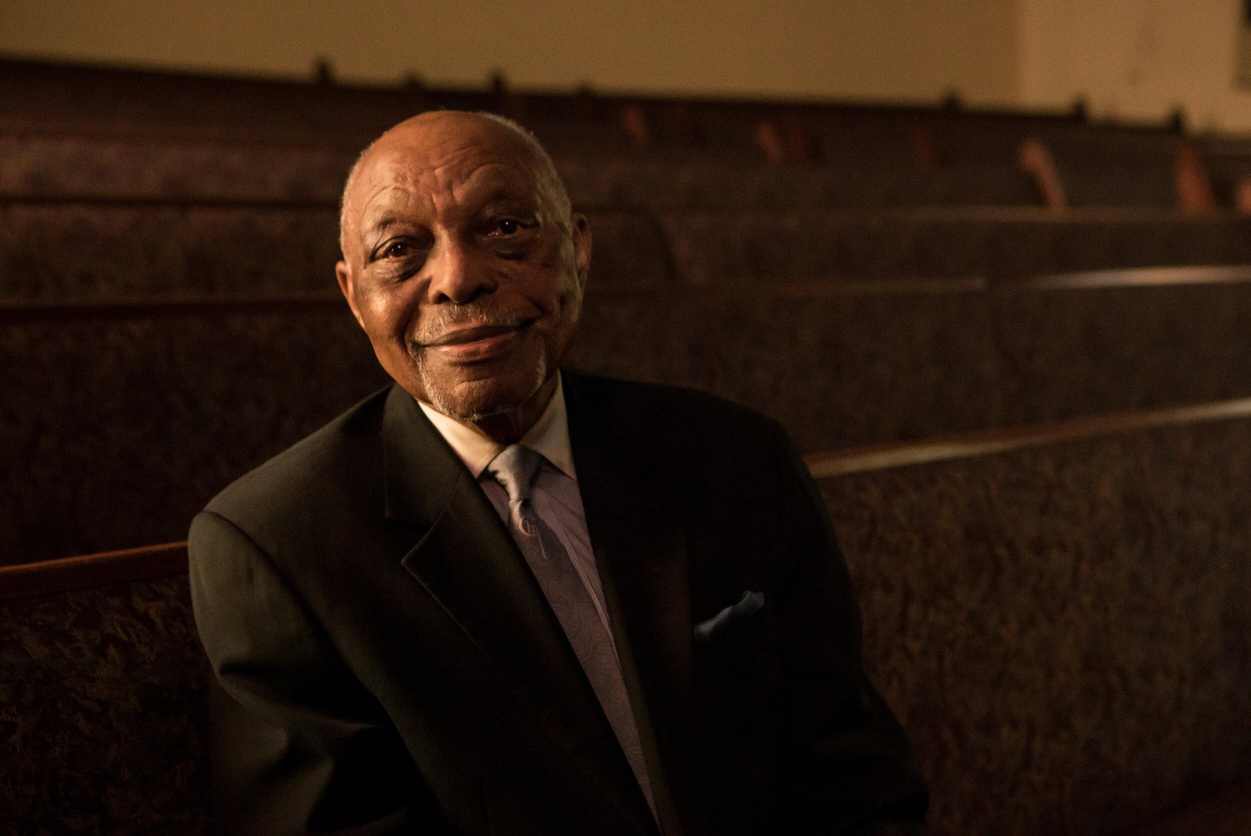 Rev. Cecil (Chip) Murray - LA Burning
