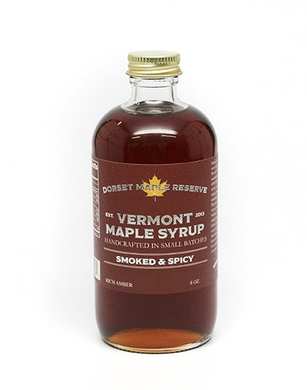 Smoked & Spicy Maple Syrup