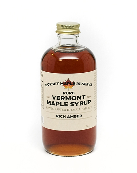 Rich Amber Maple Syrup