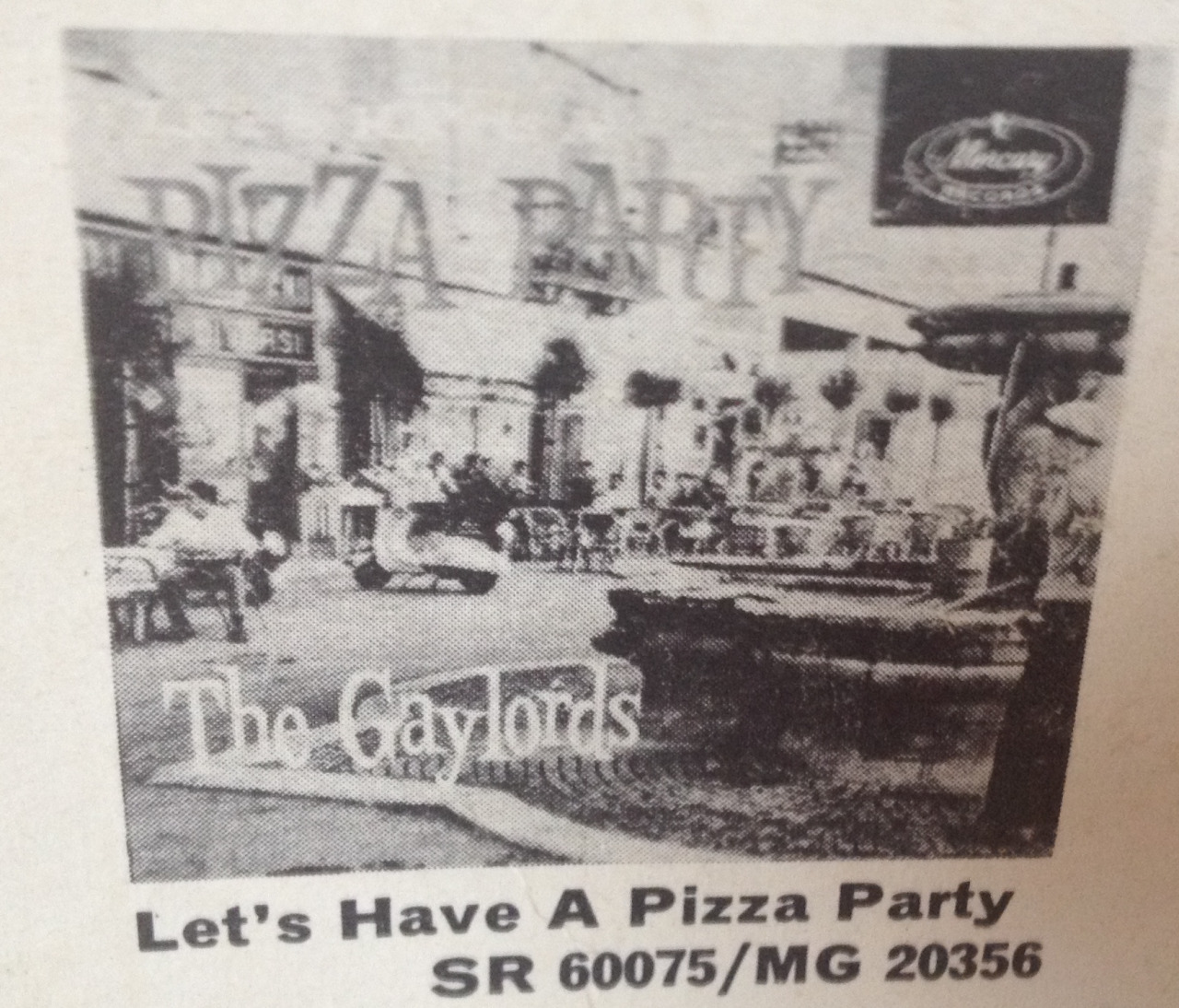 Let's have a pizza party.