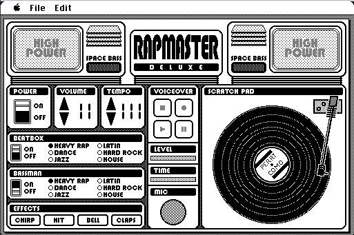 Rapmaster Deluxe