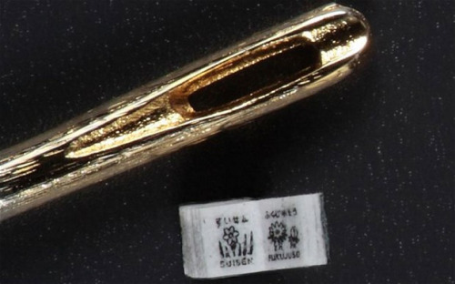 ayjay :      the world's smallest book?