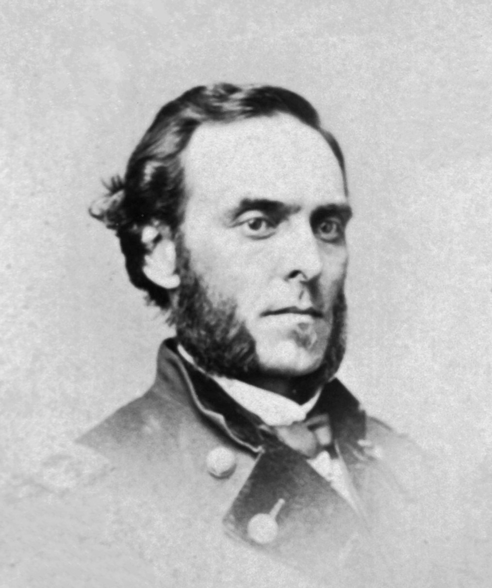 """Dr. Doctor Willard Bliss, the man who treated James Garfield after his shooting.  His first name was """"Doctor."""" Via Mr.  Wishlessness."""