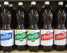 Rivella    This stuff is really gross.