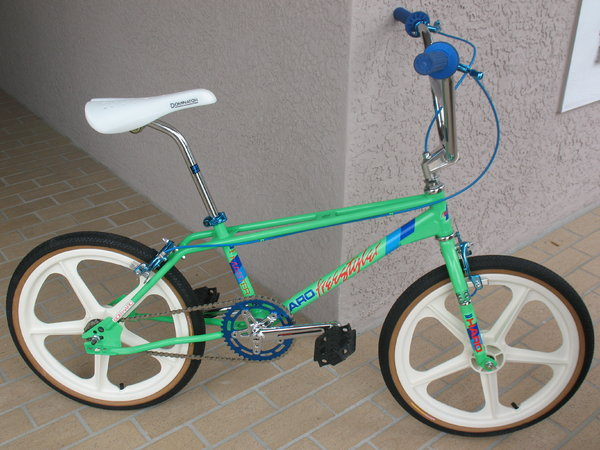 BMXmuseum.com Bikes  / Haro / 1985 Haro Master