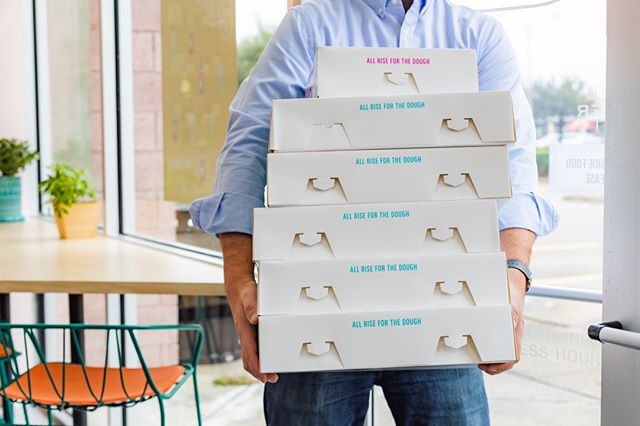 Be the office hero, and order breakfast for your whole team! Use the link in our bio for large orders!