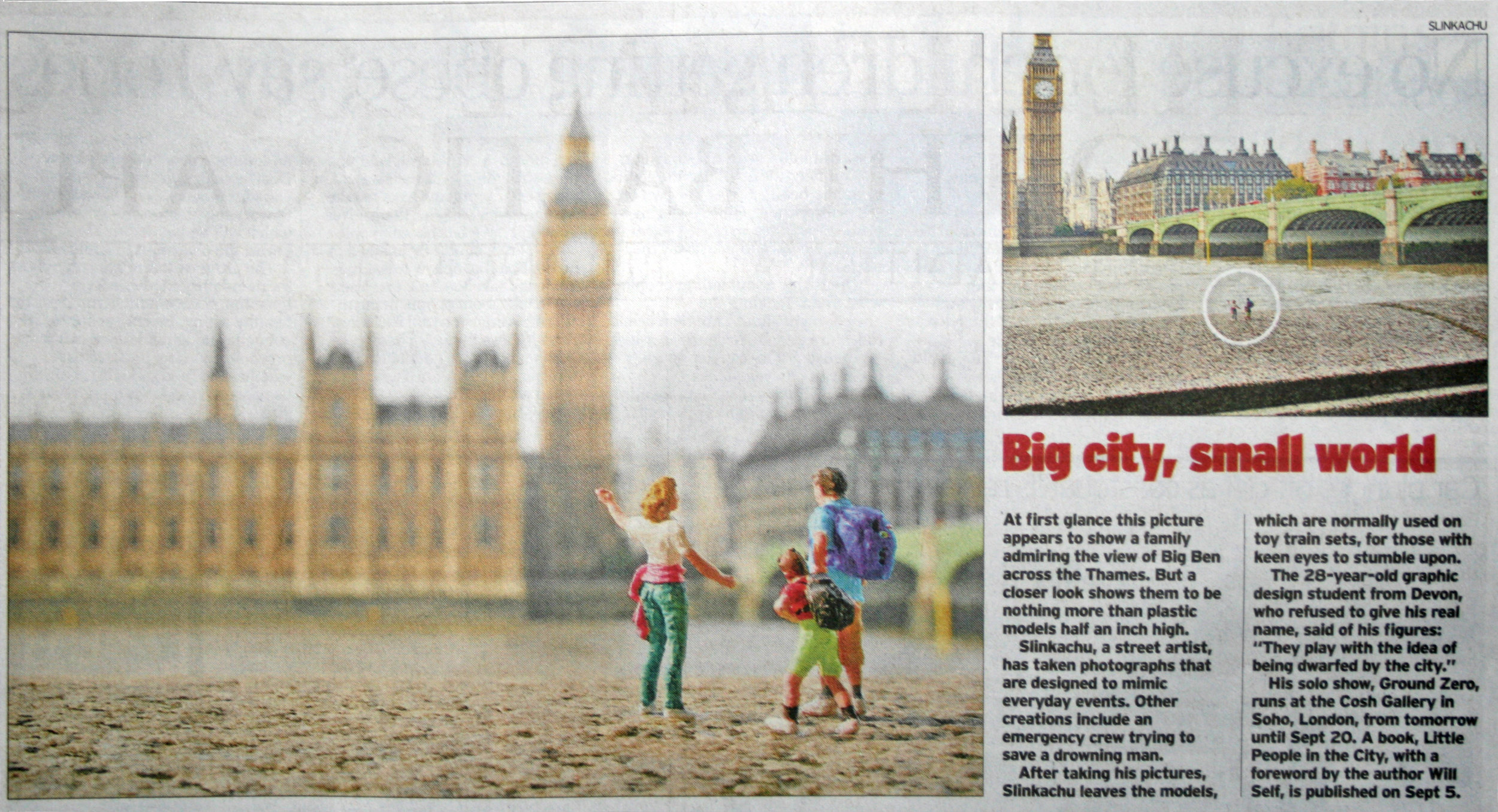 The Telegraph  August 2008