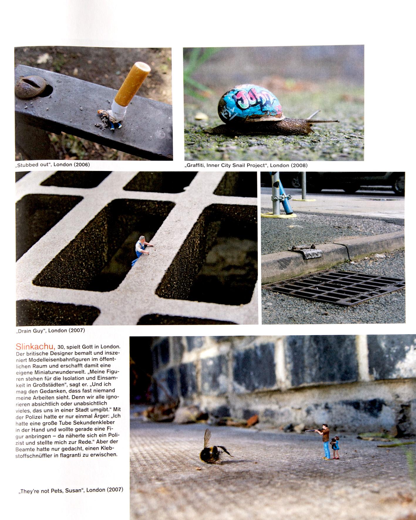 Art Magazin  January 2009