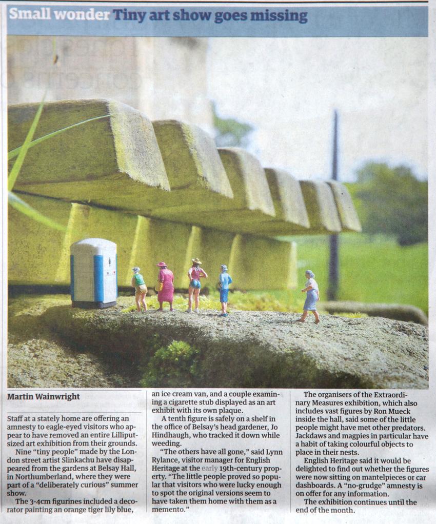 Guardian  2nd September 2010