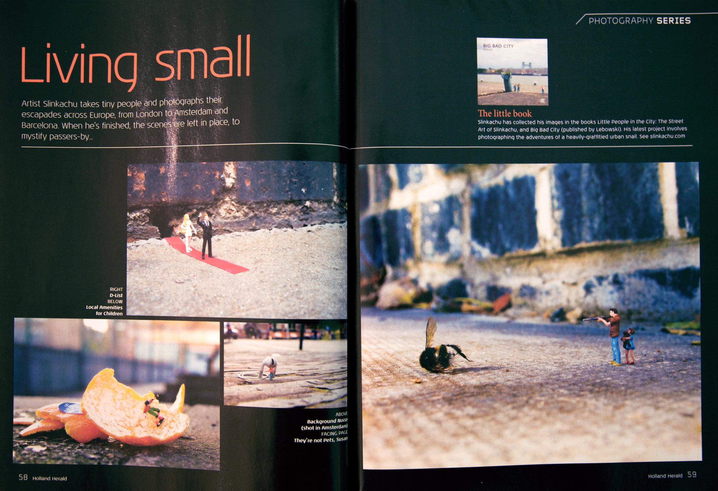 Holland Herald  (KLM inflight magazine) 2011