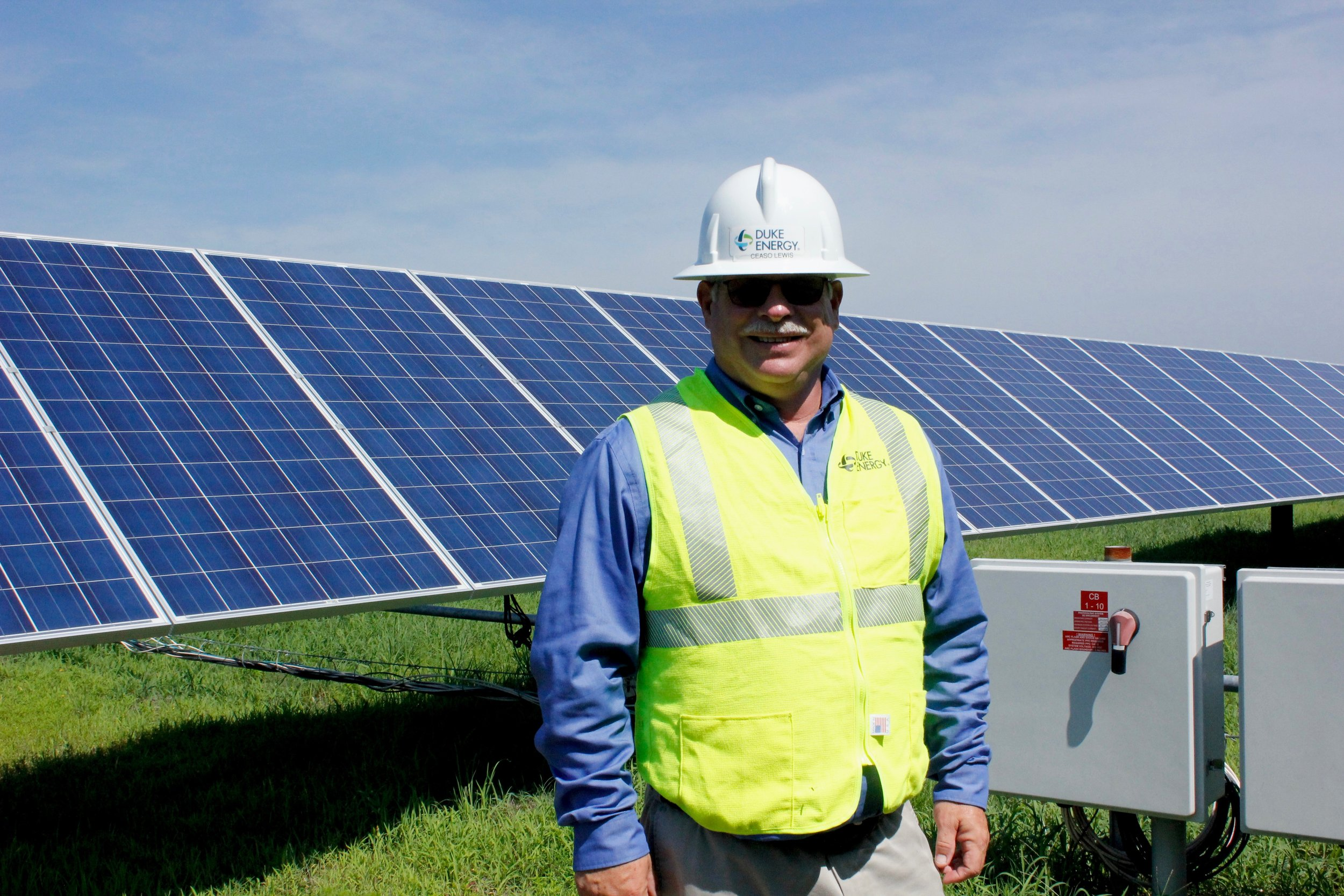 Ceaso  Manager, Solar Operations  Tarboro, NC  Navy