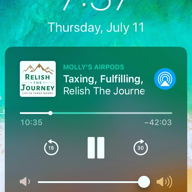 """I loved being sharing about my journey becoming an environmental reporter on this podcast!  It's all about the behind the scenes of """"electric America."""" Check it out 😊🥳 happy Friday y'all! Link in bio!"""
