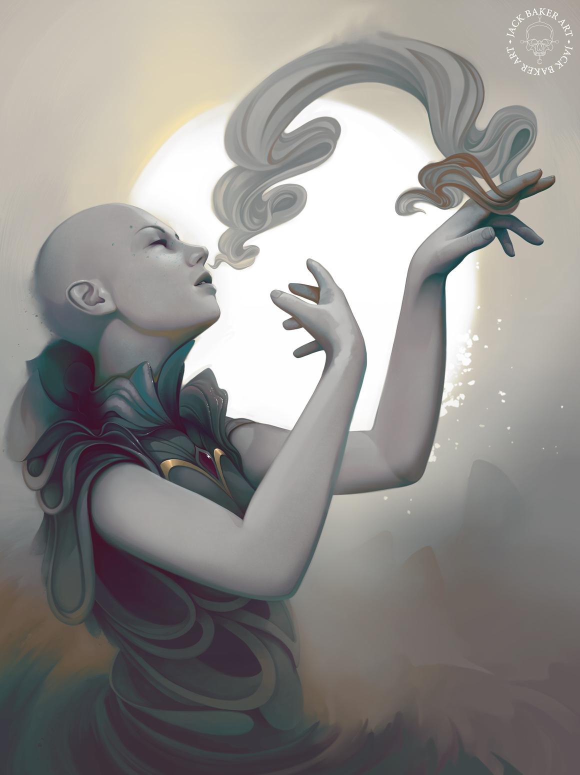 Adriel - Lady of Darkness