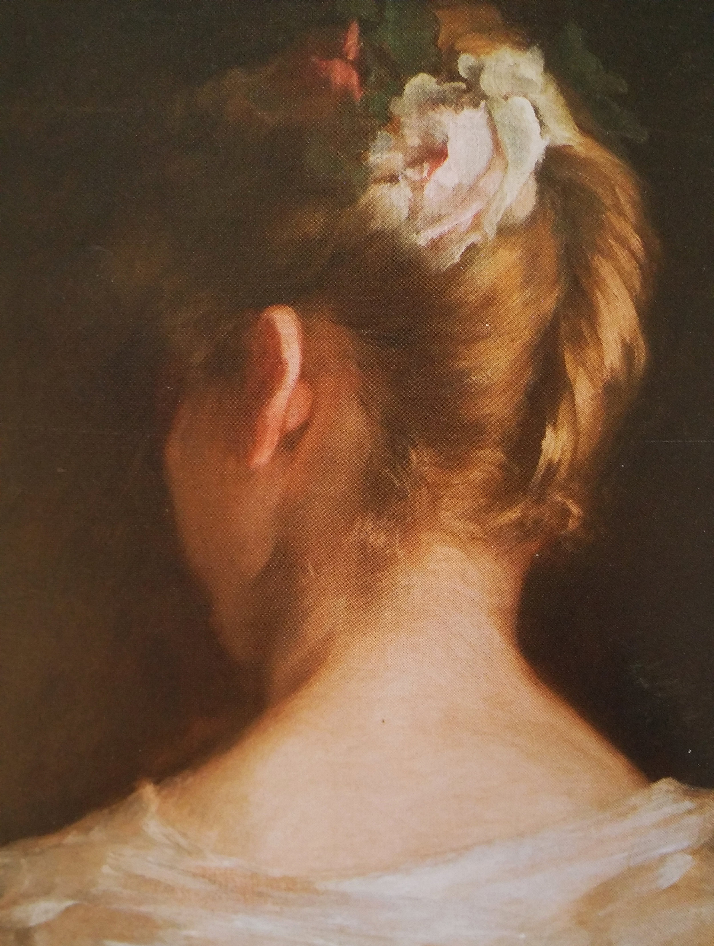 Female Study, Carolus-Duran, 1888, oil on canvas.