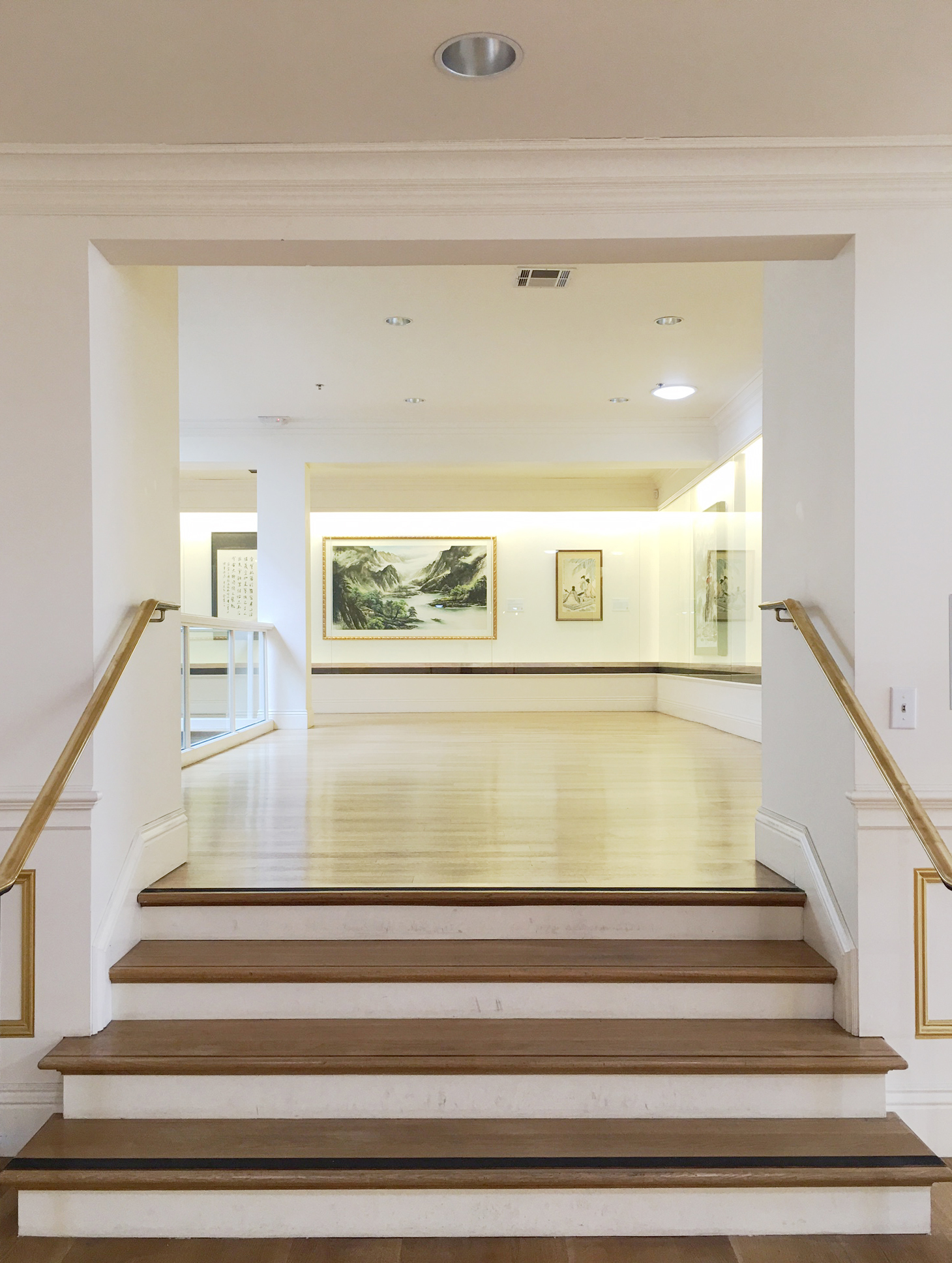 2nd Floor Gallery Entrance