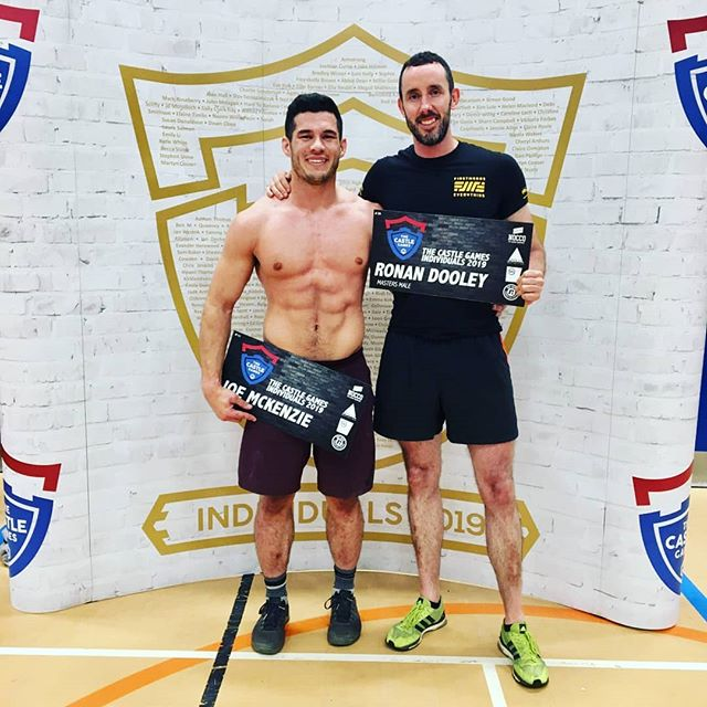 Well done to all the CrossFit Sunderland athletes competing over the weekend @thecastlegames Done us proud 👏👏 #cfsunderland