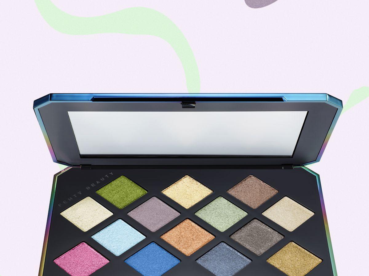 The Galaxy Eyeshadow Palette, photo via  Fenty Beauty