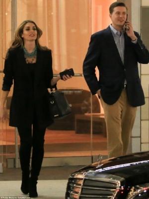 Hicks and Porter, photo via  DailyMail