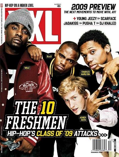 XXL Freshman Class 2009, part 1