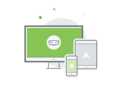 Works Great on Any Device - RoboRecruiter uses SMS, Facebook Messenger, Line, Twitter or Slack to communicate directly with candidates while providing real-time updates to your recruitment professionals.