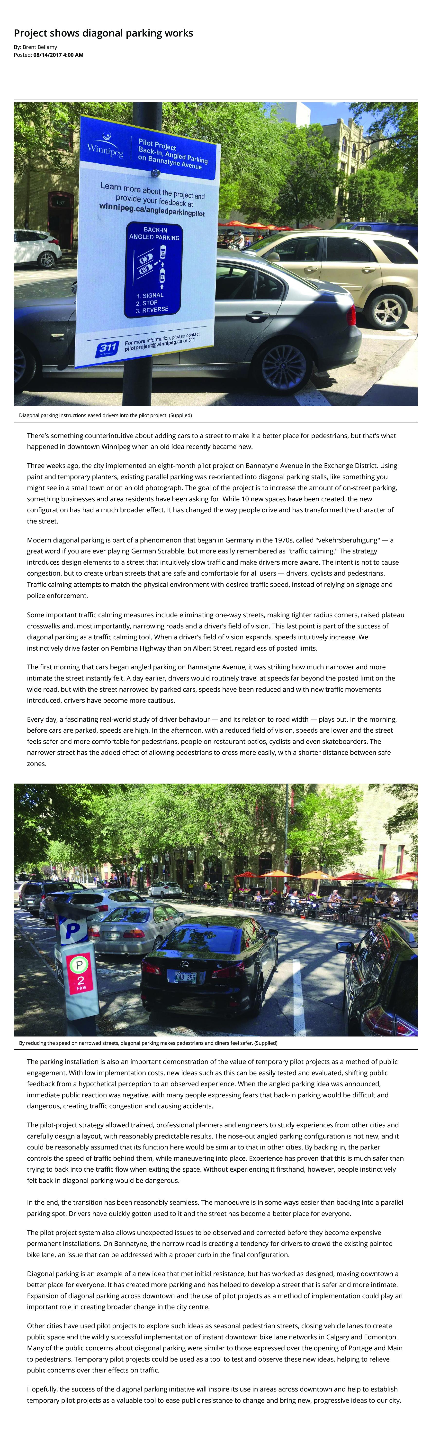 Project shows diagonal parking works - Winnipeg Free Press-1.jpg