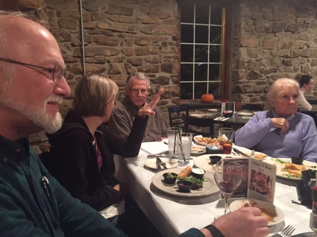 Sitting down for a peaceful, post-election conversation in Long Valley – NJ Spotlight