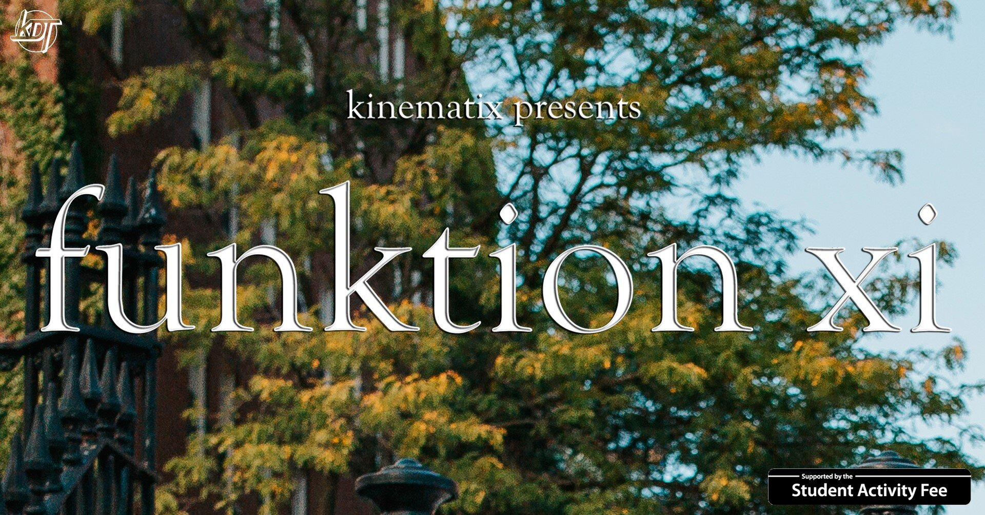 Funk'tion XI 2019 - Saturday, November 9th, 7PMNortheastern's biggest night of urban dance is back! FUNK'TION XI will feature some of the best dance crews in Boston, in the NY/NJ area, and an incredible lineup for headliners this year.