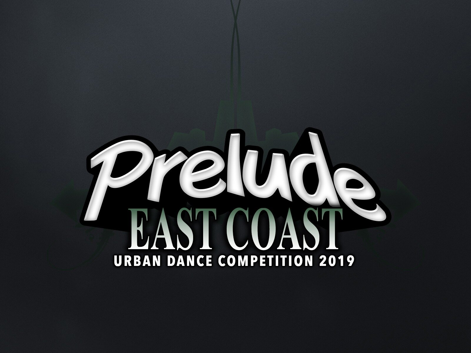 Prelude East Coast 2019 - Saturday, November 9th, 7PMPrelude's goal is to support the Dance Community with a competition focusing and showcasing local & regional hip-hop dance groups, dance companies, and the overall dance community.
