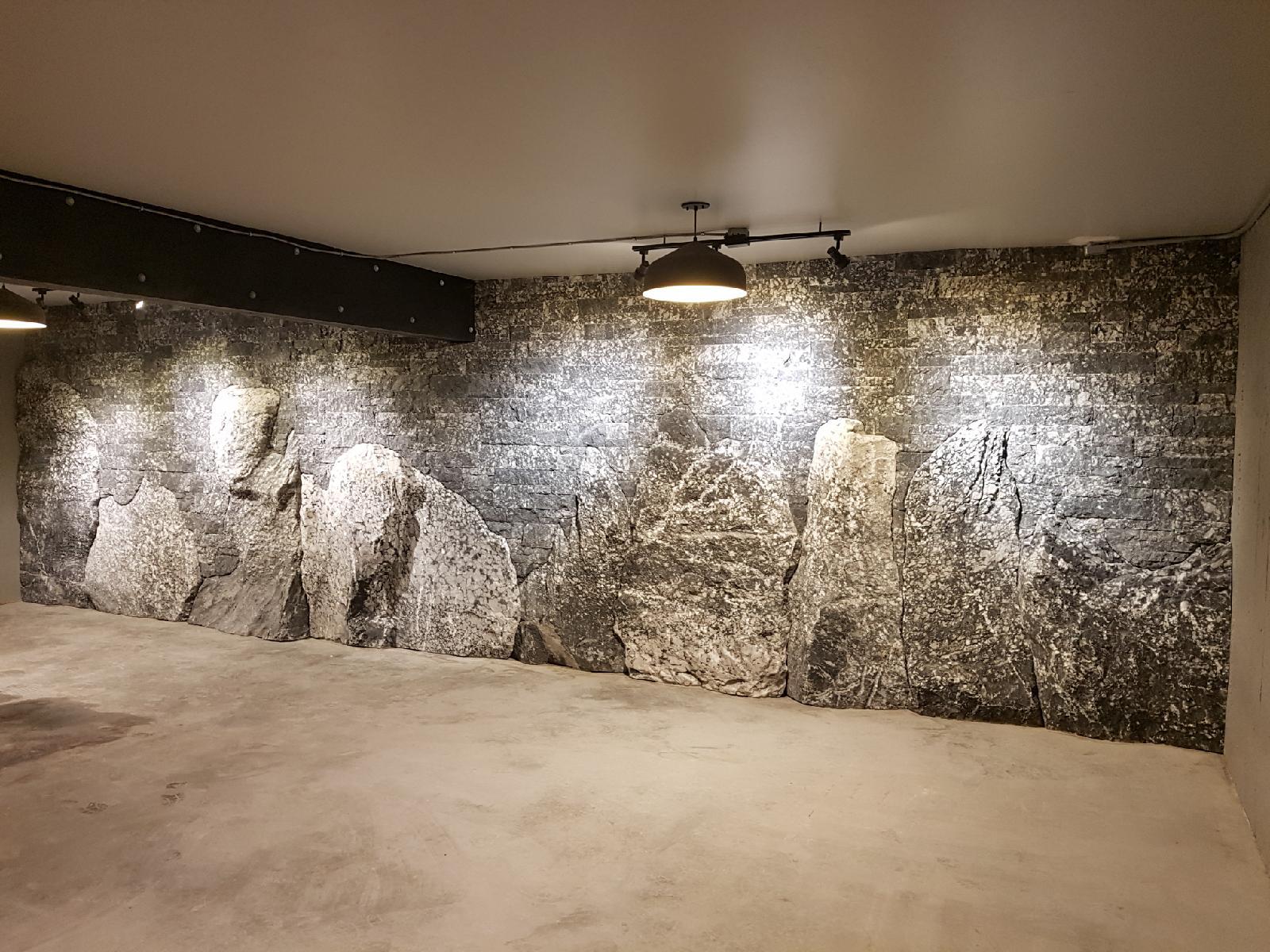 Unique Feature Walls