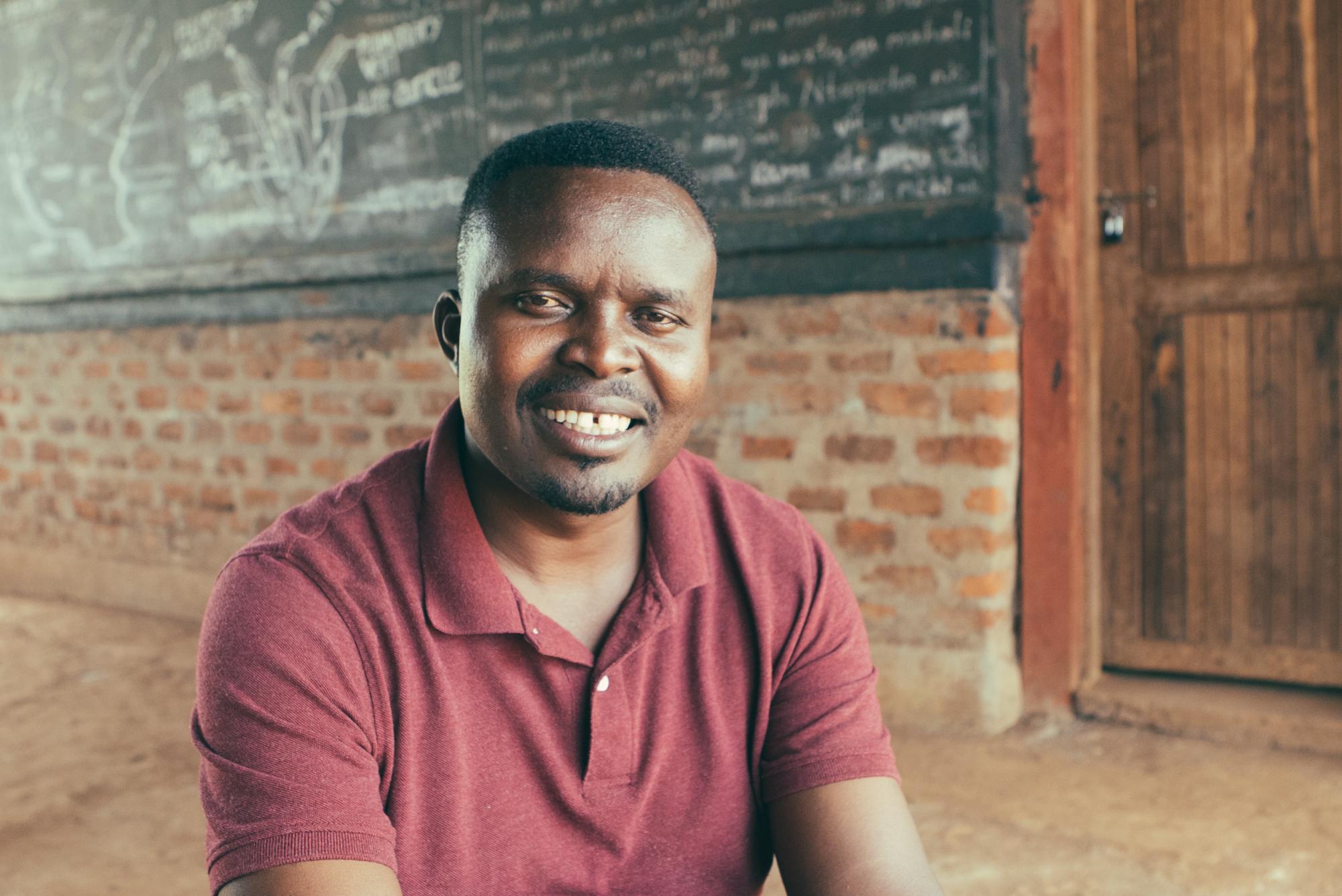 Hudson Mahare - Tanzania Director for City of Hope