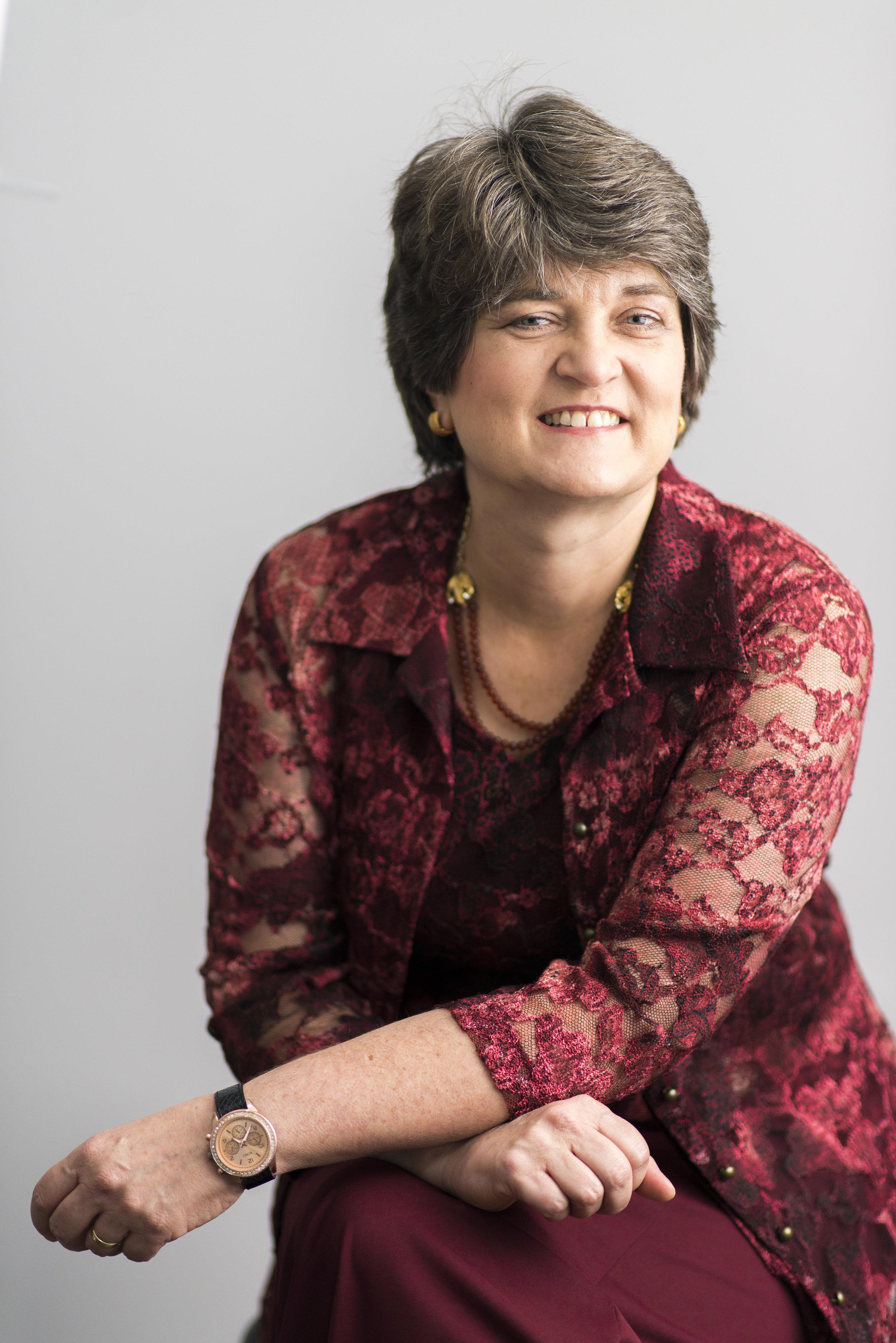 Regina ChaCha - International Executive Director & Co-founder