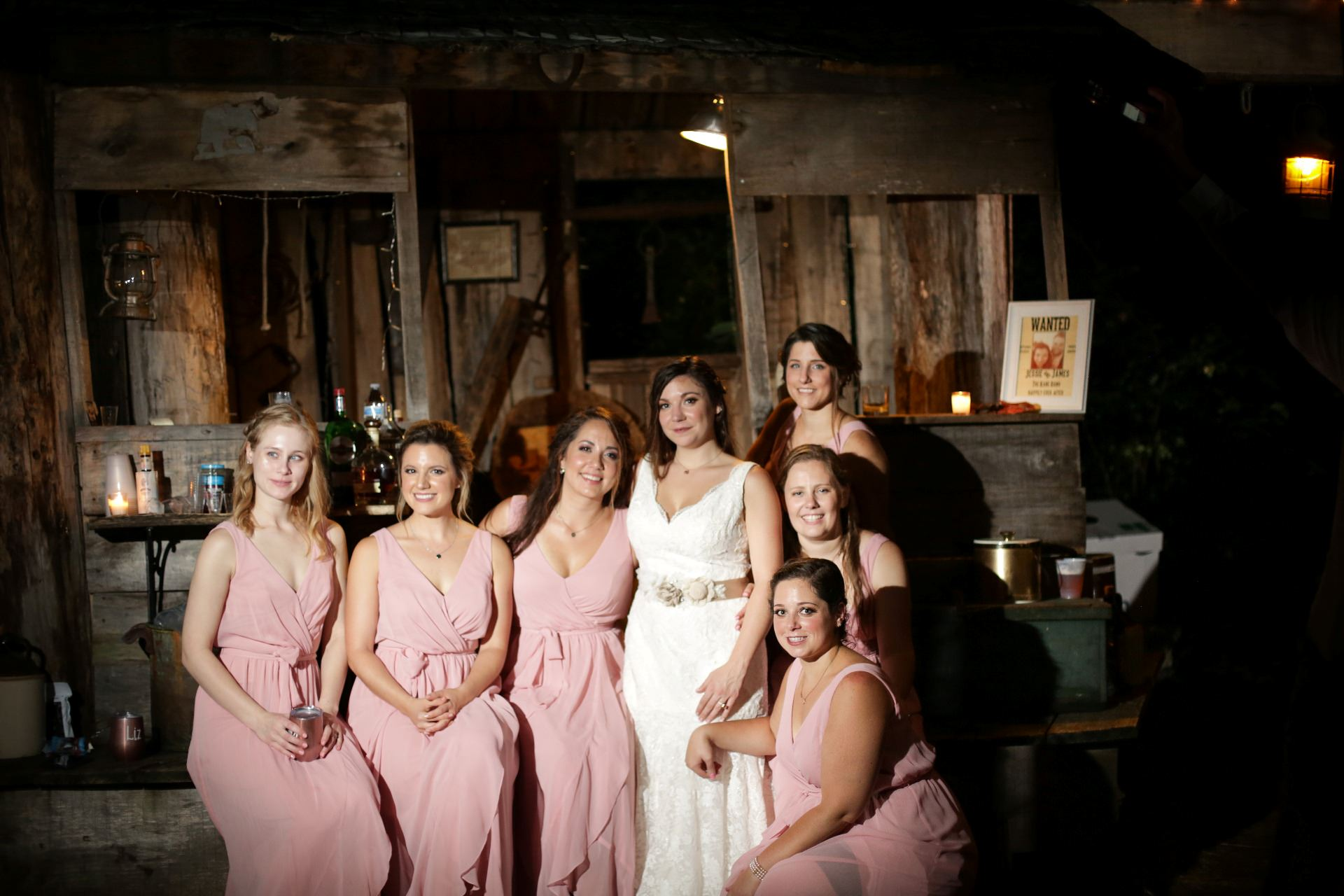 best wedding photos of bridesmaids