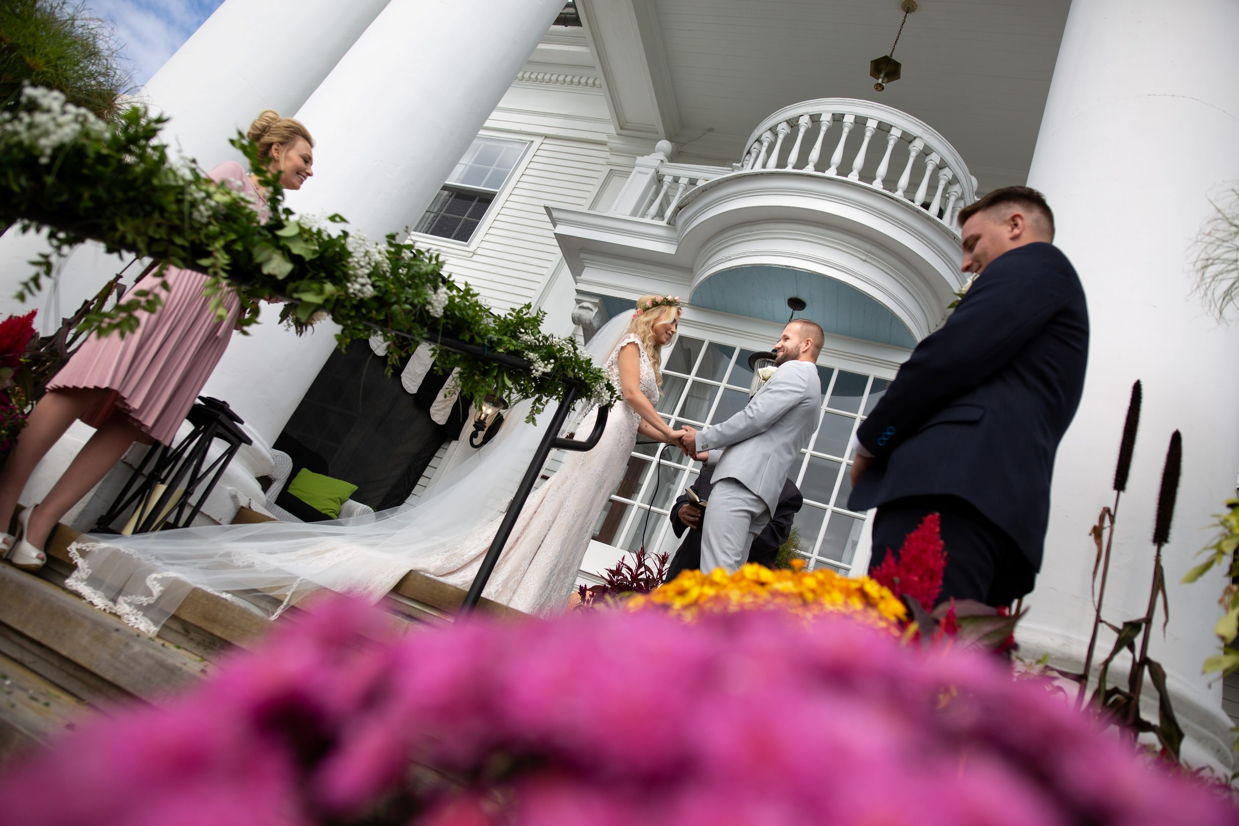 peter shields inn wedding photos cape may nj
