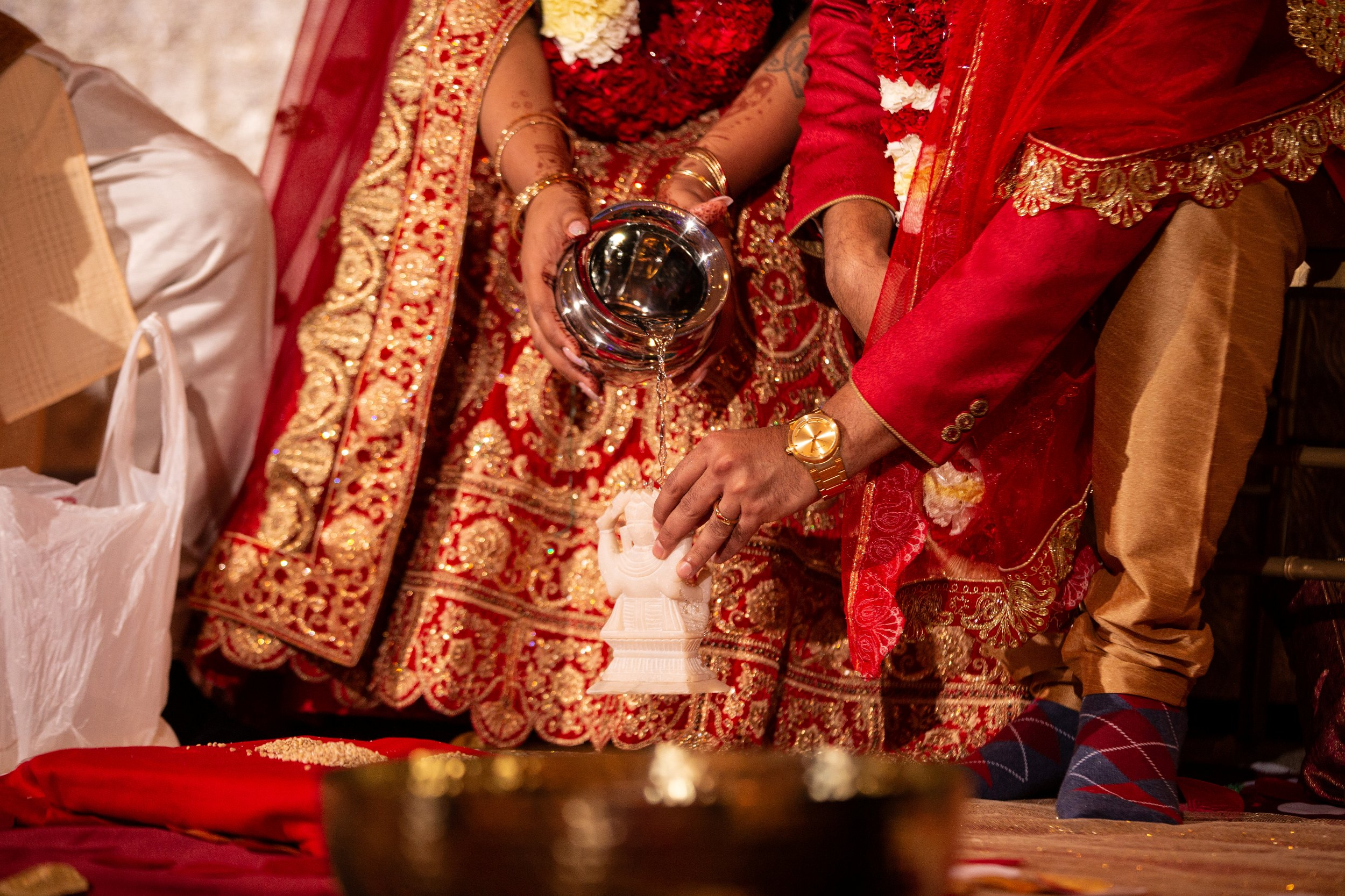 traditional indian ceremony details in NJ